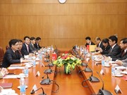 Comparten Vietnam y Laos experiencias en el diseño de políticas de desarrollo