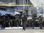 Impulsa Filipinas la lucha contra el terrorismo