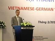 Vietnam y Alemania colaboran en gestión del agua