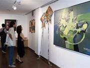 Participa artista multimedia estadounidense en exhibición de arte contemporáneo en Vietnam