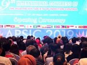 Celebran en Vietnam conferencia de Asia- Pacífico sobre control de infecciones