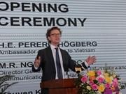 Sesiona en Vietnam foro sobre tecnología digital para construir una sociedad sostenible