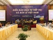 Alcanzará Vietnam 179 mil millones de dólares de venta minorista en 2020