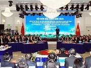 Impulsan cooperación entre localidades vietnamitas y la región autónoma china de Guangxi