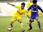 Desarrollan torneo internacional sub 19 en provincia vietnamita