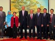 Vicepremier de Singapur visita provincia vietnamita de Thua Thien-Hue