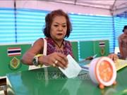 Tailandia celebra sus elecciones generales