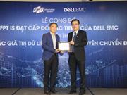 Grupo de informática de Vietnam se asocia con compañía estadounidense Dell EMC