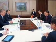 Aspira Vietnam a mejorar vida de connacionales en República rusa de Bashkortostán