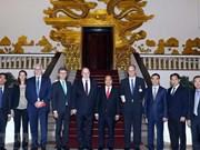 Llama Vietnam al apoyo de Alemania al sector de innovación
