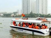 Ciudad Ho Chi Minh desarrolla vías fluviales para impulsar el turismo