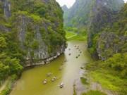 Acogerá Ninh Binh Año de Turismo de Vietnam 2020