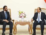 Proyecta corporación de Emiratos Árabes Unidos cooperación con Vietnam en sector de mano de obra