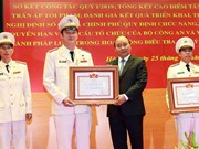 Pide premier de Vietnam perfeccionar la calidad de la policía nacional