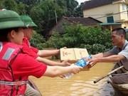 Impulsan cooperación entre Cruz Roja de Vietnam y la de China