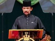 Sultán de Brunei inicia visita de estado a Vietnam