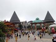 Complejo turístico vietnamita busca convertirse en destino global