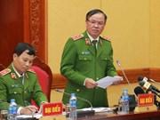 Refuerza policía vietnamita lucha contra drogas