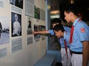 Inauguran exposiciones fotográficas sobre campañas contra guerra de Estados Unidos en Vietnam