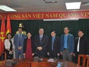 Vietnam y Bélgica abogan por impulsar nexos sindicales