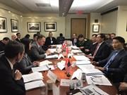 Sesiona décimo Diálogo de Seguridad, Política y Defensa entre Vietnam y EE.UU.