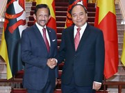 Vietnam y Brunei promueven cooperación en defensa