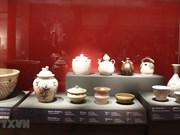 Exhiben antigüedades vietnamitas en Corea del Sur