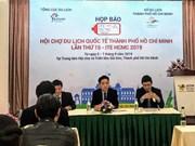 Anuncian Feria Internacional de Turismo en Ciudad Ho Chi Minh