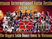 Bailarines internacionales se dan cita en el Festival Latino en Vietnam