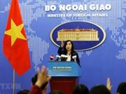 Exige Vietnam a China respetar su soberanía sobre archipiélagos Hoang Sa y Truong Sa
