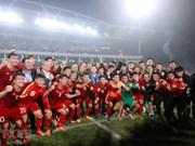 La Confederación Asiática de Fútbol reconoce que Vietnam elevó su nivel