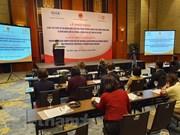 Lanzan en Vietnam concurso de diseño de obras mediáticas sobre igualdad de género