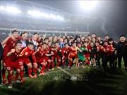 Felicitan a Vietnam por su pase a fase final del Campeonato Asiático de Fútbol 2020