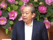 Vietnam pondrá en funcionamiento la base de datos nacional sobre población en 2020