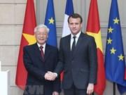 Destacan parlamentarios franceses avances en las relaciones entre su país y Vietnam