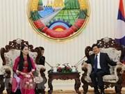 Premier laosiano reitera su apoyo a la cooperación con Vietnam
