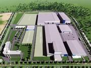 Inician construcción de la primera fábrica de componentes aeroespaciales de Vietnam