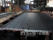 Fuerte desarrollo del sector de acero vietnamita