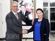 Resaltan potencialidades de cooperación entre Vietnam y región Marrakech-Safi de Marruecos