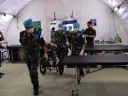 Inauguran en Vietnam curso de entrenamiento de la ONU para altos oficiales militares