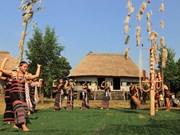 Efectúan en Vietnam diversos programas en saludo al Día Cultural de las etnias nacionales