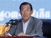Anuncia primer ministro de Camboya grandes reformas económicas