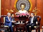 Buscan promover cooperación entre ciudades de Vietnam y Alemania