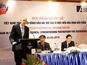 Reafirma Vietnam voluntad de trabajar por la paz y seguridad en el mundo
