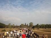 Promocionan en Camboya el uso de productos locales al servicio del turismo