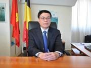 Fortalecen cooperación Vietnam y la Unión Europea
