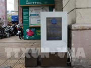 Instalan en capital de Vietnam  grifos gratuitos de agua potable