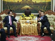 Dialogan Vietnam y Camboya acerca de actividades religiosas