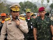 Advierten en Tailandia que el ejército impedirá protestas postelectorales