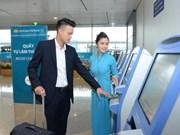 Instala aerolínea vietnamita quioscos de autoservicio en Aeropuerto Internacional de Londres